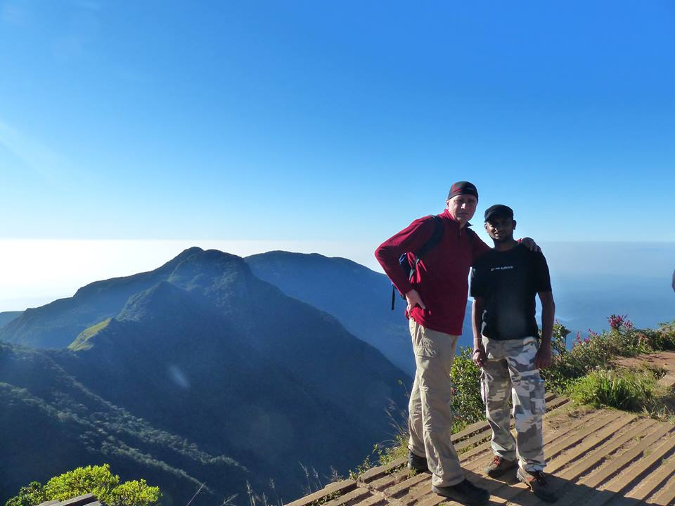 Horton Plains Worlds End