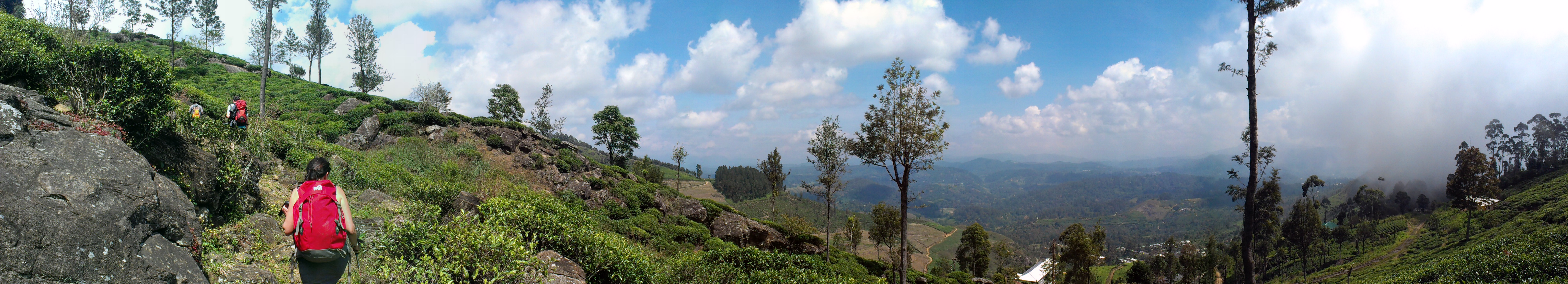 Thangamalay Trek 3